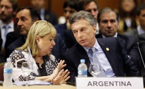 Mauricio Macri, Susana Malcorra